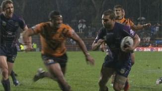 Rd 16: Wests Tigers v Storm (1)