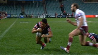 Rd 16: Roosters v Sea Eagles (1)