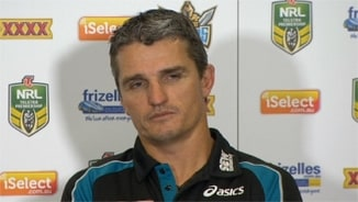 Rd 17 Press Conference: Panthers