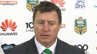 Rd 17 Press Conference: Raiders