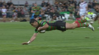 Rd 17: Rabbitohs v Warriors (2)