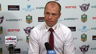 Rd 17 Press Conference: Sea Eagles