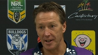 Rd 18 Press Conference: Storm