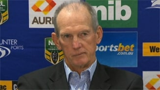 Rd 21 Press Conference: Knights
