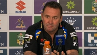 Rd 24 Press Conference: Eels