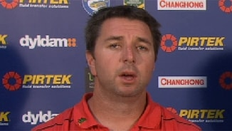 Rd 25 Press Conference: Dragons