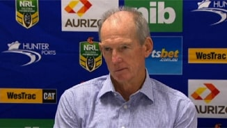 Rd 26 Press Conference: Knights