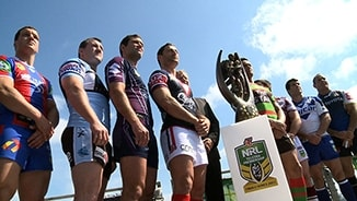 NRL Launches Finals Series
