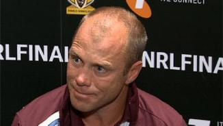 QF1 Press Conference: Sea Eagles