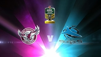 Road to the Finals: Sharks v Manly