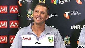 2013 Grand Final Referees