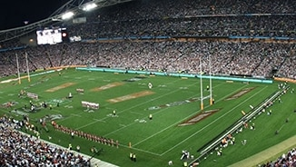 2013 Grand Final Time Lapse Photography