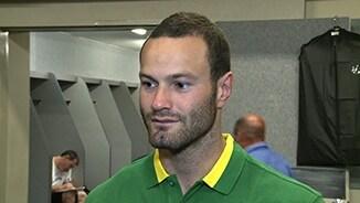 Kangaroos debutant: Boyd Cordner