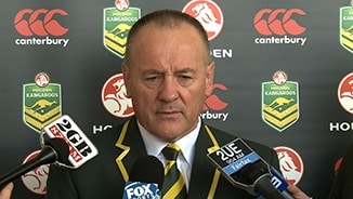 Tim Sheens on RLWC