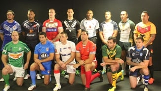 Rugby League World Cup Launch
