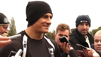 SBW raring to go