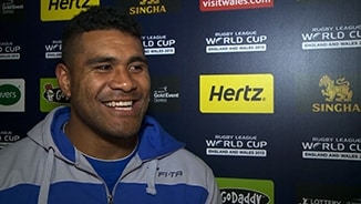 Samoa's confidence grows