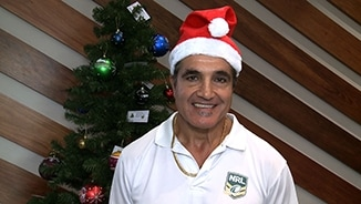 NRL wishes you a Merry Christmas