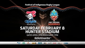 Festival of Indigenous Rugby League TVC