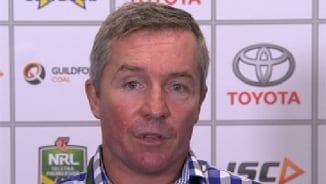 Rd 1: Cowboys Press Conference