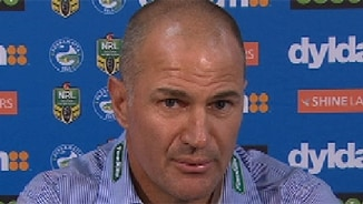 Rd 1: Eels Press Conference