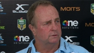 Rd 1: Sharks Press Conference