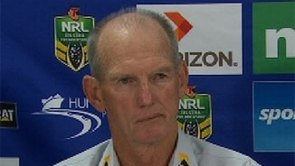 Rd 2: Knights Press Conference