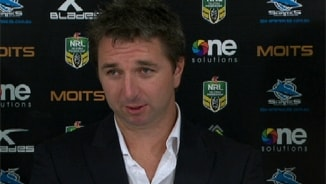 Rd 3 Press Conference: Dragons