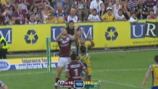 Rd 3 Magic Moment: Sea Eagles v Eels