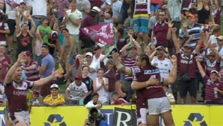 Rd 3: Sea Eagles v Eels (Hls)