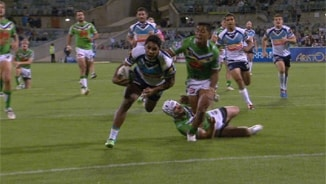 Rd 3: Raiders v Titans (2)