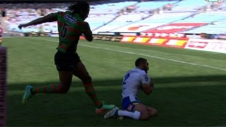 Rd 4: Rabbitohs v Raiders (1)