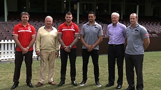 Fierce rivals ready to battle at the SCG