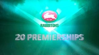 Rabbitohs - 20 Premierships