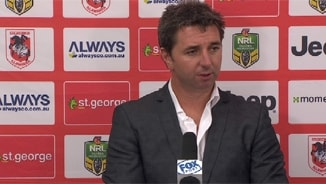 Rd 5 Press Conference: Dragons
