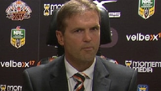 Rd 5 Press Conference: Wests Tigers