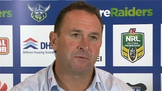Rd 6 Press Conference: Raiders