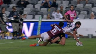 Rd 7: Sea Eagles v Cowboys (1)