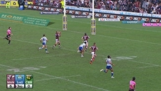 Rd 8 Magic Moment: Sea Eagles v Raiders