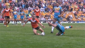 Rd 8: Wests Tigers v Titans (2)