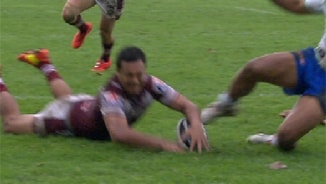 Rd 8: Sea Eagles v Raiders (1)