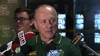 Pressure still on the Kangaroos: Sheens