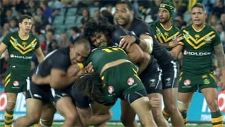 Rep Rd: Australia v New Zealand (Hls)