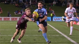 Rep Rd Magic Moment: U20's NSW v QLD