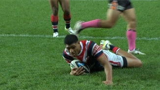 Rd 9: Roosters v Wests Tigers (1)