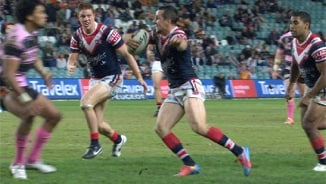 Rd 9: Roosters v Wests Tigers (2)