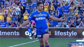 Rd 10 Magic Moments: Eels v Dragons