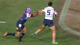Rd 10: Cowboys v Roosters (2)