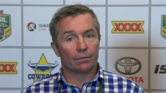 Rd 10 Press Conference: Cowboys