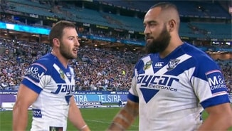 Rd 11: Bulldogs v Roosters (2)
